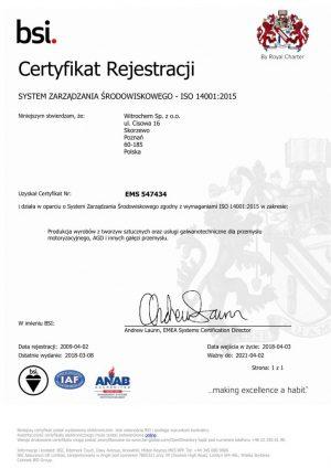 ISO 14001 POL-1