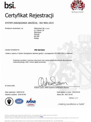 ISO 9001 POL-1